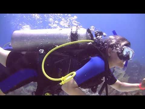 Scuba diving Mexico 2016