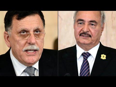 Διάσκεψη Βερολίνου: Κρίσιμες αποφάσεις για το μέλλον της Λιβύης…