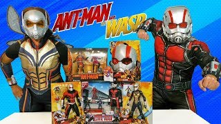 Ant Man and the Wasp Toy Challenge  !     Toy Review    Konas2002