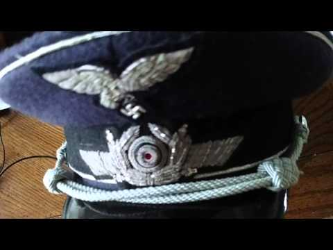 Officer Hat Review