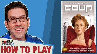 Coup - How To Play