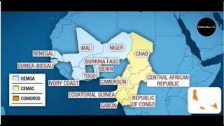 Plus de 13 000 milliards d'euros que la France doit à l'Afrique en raison du système FCFA !