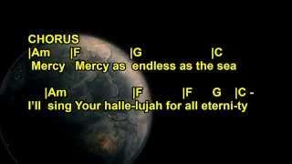 Mercy - Matt Redman Karaoke