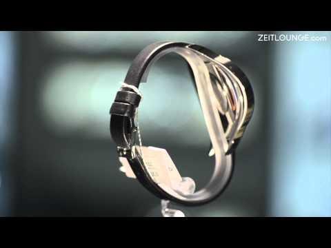 Calvin Klein Damenuhren - Swiss Made Glow K2B23102 Damen Armbanduhr - ck Uhren für Sie