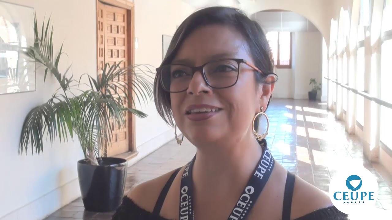 Fernanda Paola Rincón, alumna de las Semana Internacional y del Master MBA