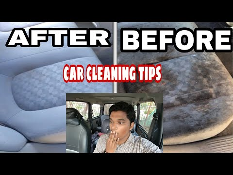 CAR CLEANING TIPS|Avoid expensive chemicals