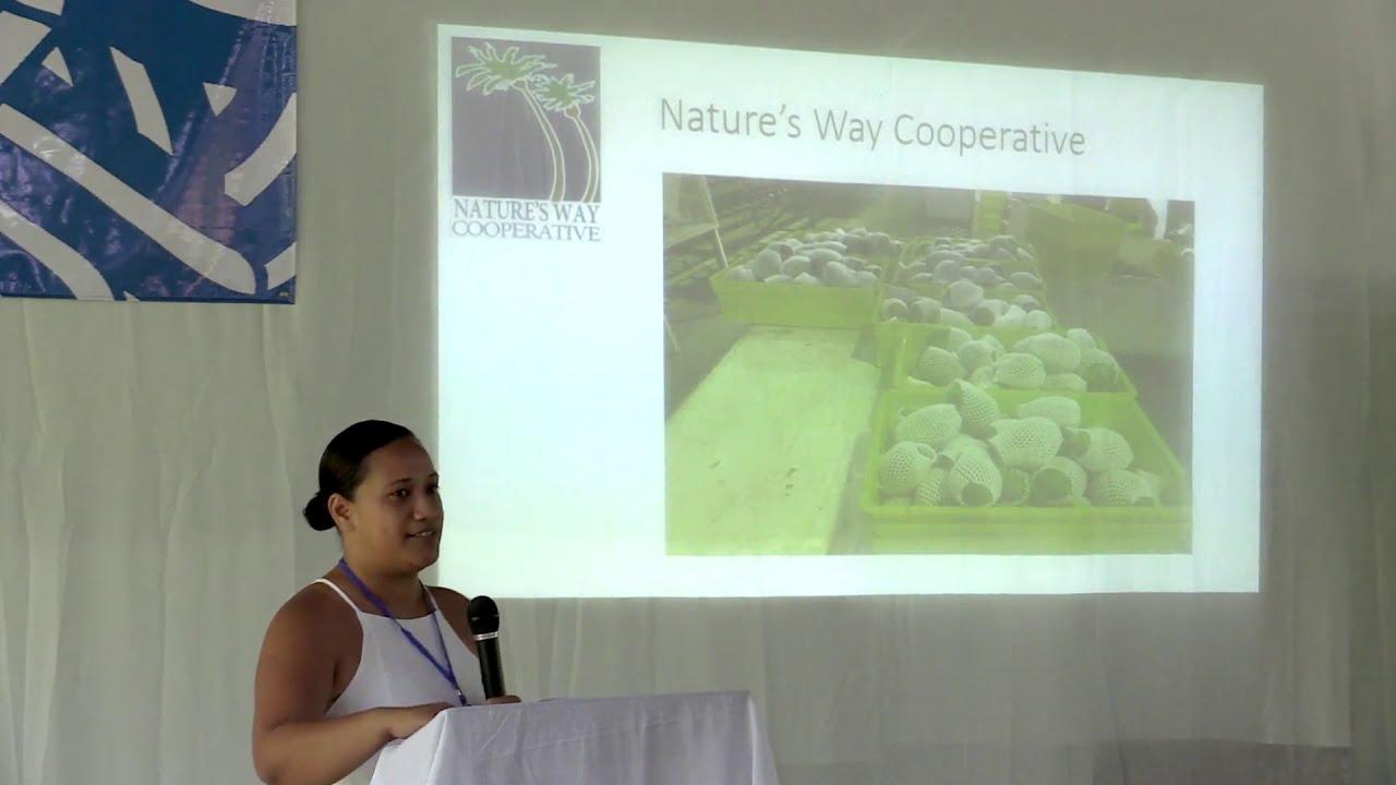 Fresh Fruit & Vegetables Sector Presentation by Raychel Varea