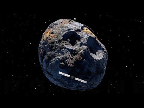 This Asteroid is Worth $10,000,000,000,000,000,000 Dollars!