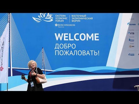Leaders from Russia, India, and Japan to address Eastern Economic Forum