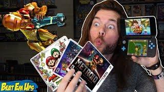 5 Newest & BEST Nintendo 3DS Games Worth Buying!