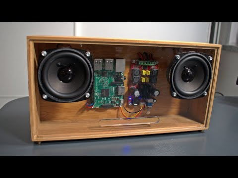 WLAN-Lautsprecher selber bauen! (+Spotify Connect)