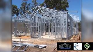 The services & advantages of our Steel Framed Division explained