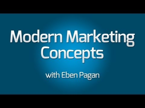 concept of modern marketing For modern marketing to be truly customer centric, it needs to give some level of control over to consumers about the collection and use of data - and this is something that is very far from being achieved right now there may be new regulation coming, but actually being dirven by that is a mistake in my view.