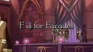 W.I.T.C.H. Season 2 - Episode 06 (F Is For Facades)