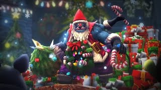 Heroes of the Storm - Gift of Winter Veil