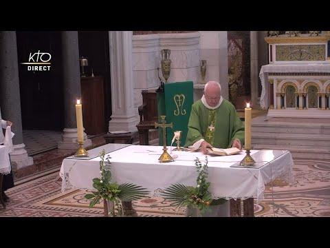 Laudes et Messe du 3 août 2021 à Notre-Dame de la Garde