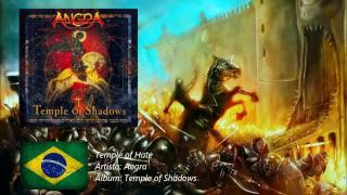 Angra - Temple of Hate (HQ)