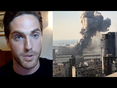 Beirut's Explosion & The People's Rightful Rage ft. Dr. Drew Mikhael (TMBS 151)