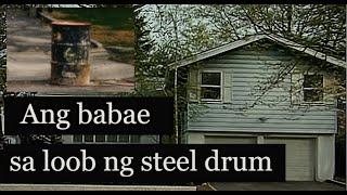 Ang babae sa loob ng steel drum 30 years na sekreto sa ilalim ng bahay  - Abbyseth Tv