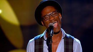 Newtion Matthews performs 'Who Did That To You' - The Voice UK 2015: Blind Auditions 5 - BBC One