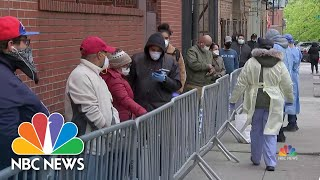 Nearly 1 In 4 New York City Residents Test Positive For COVID-19 Antibodies | NBC Nightly News
