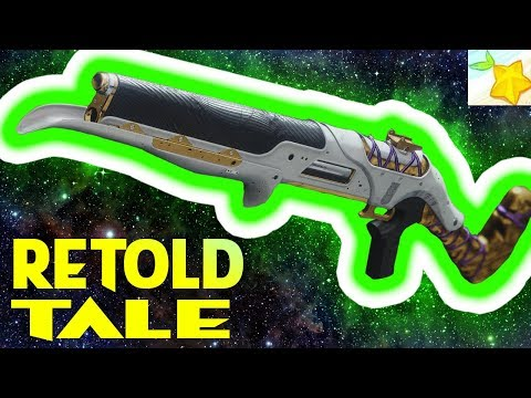 One of the best shotguns right now!!!! - RETOLD TALE review