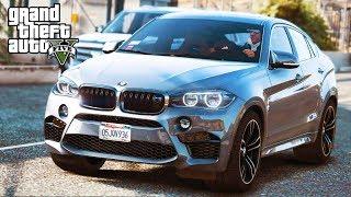 KRADENÉ BMW X6 !! - GTA 5 REÁLNÝ ŽIVOT - 36