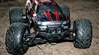Машинка на радиоуправлении. Монстр Трак - Rc Turbo Racer RC Monster Truck