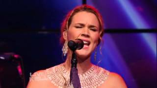 """Joss Stone - """"The High Road"""" at Live! With Kelly on August 1st, 2012"""
