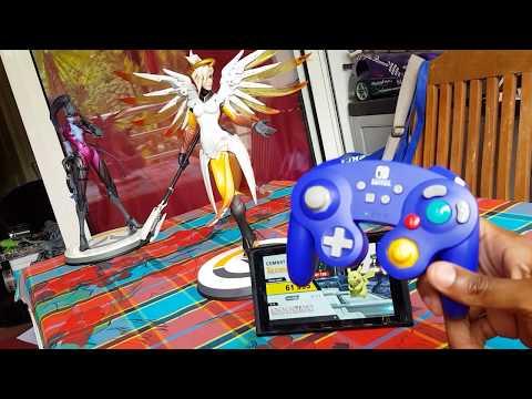 📦 Unboxing de la manette Gamecube sans fil pour Nintendo Switch PowerA !