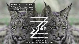 David Mallada and C. Patachula - Live @ Nmor 017 2015
