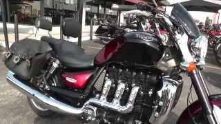 523478 - 2012 Triumph Rocket III - Used Motorcycle For Sale