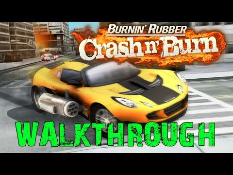 Crash & Burn walkthrough Thumbnail