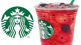 Przepis na Orzeźwiającą Herbatę Very Berry Hibiscus ze Starbucks'a 🍵🍵🍵