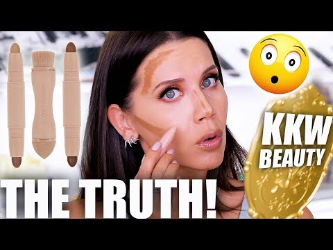 The TRUTH about KIM KARDASHIAN CONTOUR + HIGHLIGHT KIT