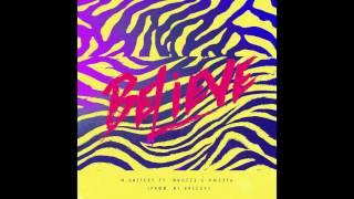 M.anifest   Believe Ft. Mugeez & Kwesta (Prod DJ Breezy)