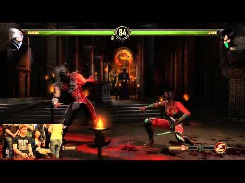 Mortal Kombat на OGIC 4