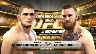 EA SPORTS UFC - Хабиб Нурмагомедов против Конора МакГрегора