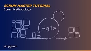 Scrum Methodology | Scrum Master Tutorial | Simplilearn