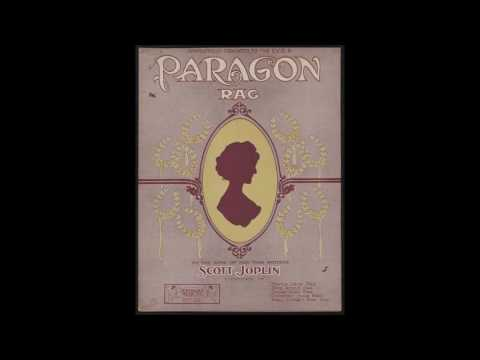 Scott Joplin - Paragon Rag (1909) [HQ]