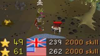 2k World Pking (High Level Skillers/PvMers)
