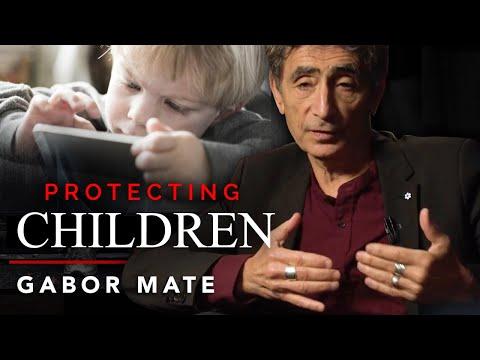 Gabor Maté: ochrana dětí před přístroji