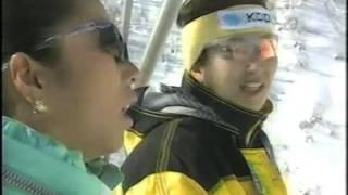 Ski Now 95 #19 岩原スキー場 上原 由 川端絵美