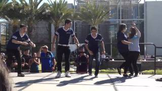 Yeah 3x-Breakdancing at Santa Monica Colllege