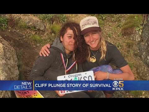 Authorities Offer More Details Of Oregon Woman's Remarkable Tale Of Survival After Crash