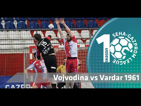 Vojvodina finally beats Vardar! I Vojvodina vs Vardar 1961 I Match highlights