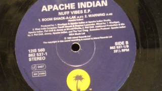 Gambar cover Boom shack-a-lak - Apache indian