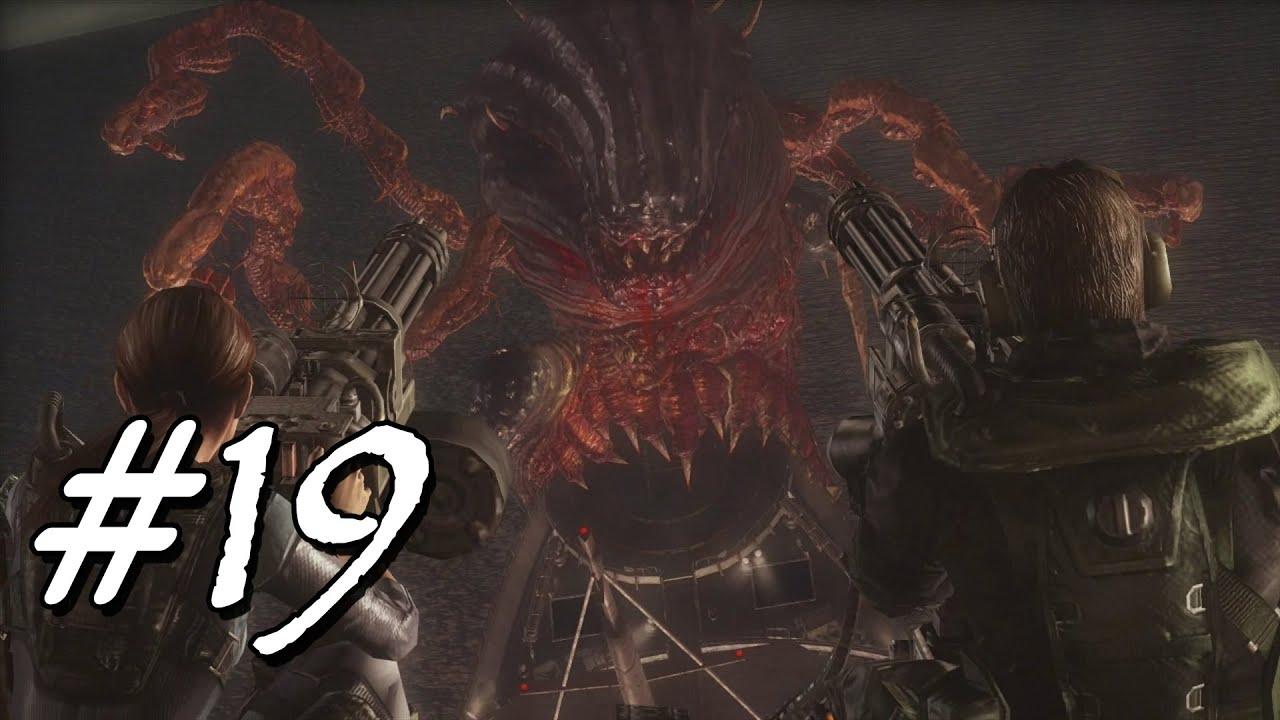 [Let's Play] Resident Evil Revelations – 19 – Parasiten Boss