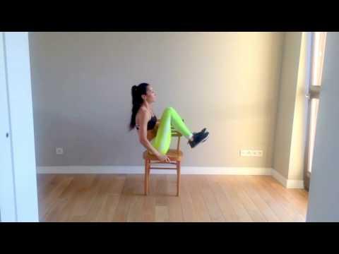 Cardio Twister na grupach mięśniowych, co