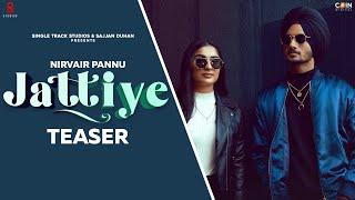 Jattiye Song Lyrics in English – Nirvair Pannu
